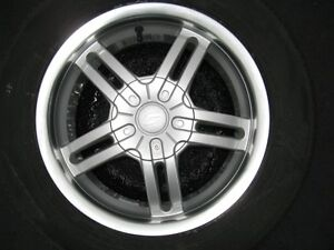 "Alloy Wheels 15"" Elora Kitchener / Waterloo Kitchener Area image 1"