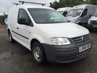 2009 Volkswagen Caddy 2.0SDI PD ( 69PS ) **129k MILES**