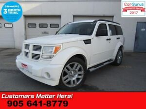 2008 Dodge Nitro SLT/RT  4X4 (NEW TIRES) HTD LEATH ROOF PWR-SEAT