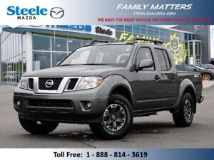 2018 Nissan Frontier PRO -4X (LEATHER/NAV/ROOF)