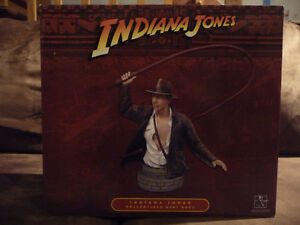 Indiana Jones Collectible  Bust West Island Greater Montréal image 7