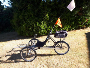 ROVER TERRA TRIKE AND AUTO CARRIER FOR SALE