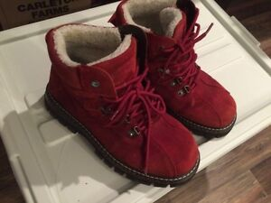 Backroads hiking boots size 10 Ladies