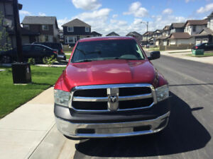 2014 DODGE POWER RAM 1500 2WD PICKUP TRUCK FOR SALE
