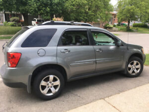 2006 Pontiac Torrent SUV all wheel drive leather sunroof loaded