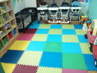 7.30 $ Garderie au centre ville/$7.30 Daycare In Downtown