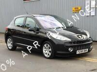 2008 PEUGEOT 207 1.6 HDi 110 Sport 5dr 2yrs interest free credit option