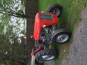 35 massey fergusun diesel tractor