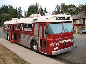 MUST SELL Vintage Collectors 72 Western Flyer Bus Conversion