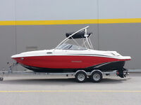 New Stingray 235 LR Bowrider