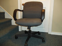 Office Chair gray