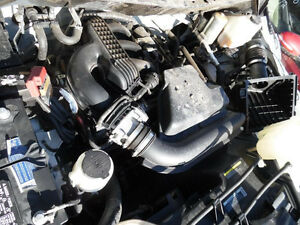 2012 NISSAN NV-2500HD 4.0L COMPLETE ENGINE