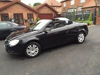 Volkswagen EOS 2.0TDI convertible FULL SERVICE HISTORY