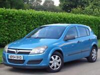 Vauxhall Astra 2004 1.6i 5dr 16v Life twinport***2 KEYS + NEW SHAPE***