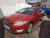 2007 (new model) Ford Mondeo Ghia 1.8 TDCi 125 BHP * 6 speed * Top Spec *