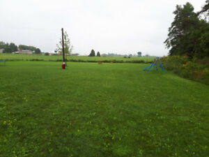 Serviced Residential Building Lot Harriston Ontario