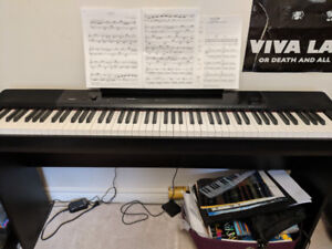 Selling Casio Privia PX-150 88-key piano with stand