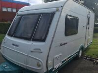 2 berth Compass pantaia 1999 with extras