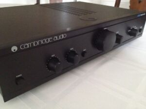 CAMBRIDGE AUDIO // PARADIGM // STANDS ~ Two Channel System