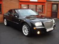 2009 09 CHRYSLER 300C 3.0 D SRT DESIGN 4D AUTO DIESEL