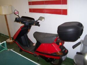Matching 1988 Honda Elite 80 cc