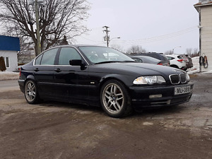 2001 BMW 3-Series 330I Berline