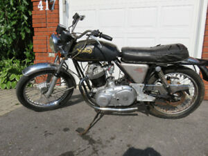 1975 Norton 850 MK3 Electric Start