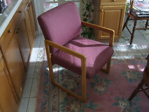 Nice Quality Wood & Material Chairs London Ontario image 6