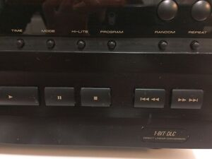 PIONEER PD-F407 25 DISC STORAGE CD CHANGER PLAYER Cornwall Ontario image 3