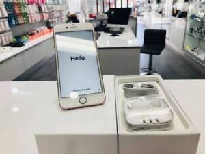 IPhone 6s 128gb Rose Gold unlocked tax invoice 6 months warranty