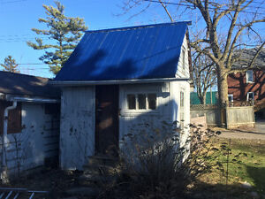 Free Storage Shed 2 of 2 (MD)