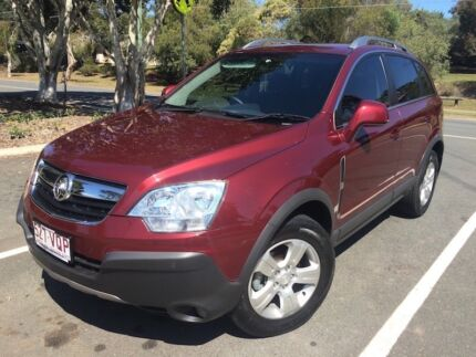 2010 Holden Captiva Wagon CG Manual Rochedale South Brisbane South East Preview