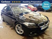 2014 BMW 5 SERIES 520d M Sport 4dr Step Auto