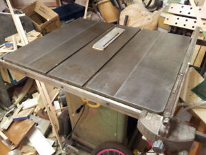 General 250 10 inch cabinet saw