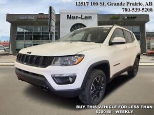 2019 Jeep Compass Upland Edition  - Heated Seats - $94.15 /Wk
