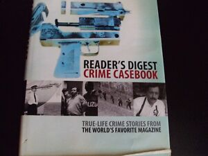 "Reader's Digest"" Crime Casebook: True-life Crime Stories"