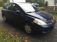 2008 Nissan Versa certified and e tested!!