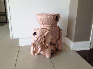 Elephant Décoratif / Jardinière ** Vintage ** Elephant Planter