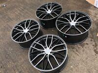 """19"""" alloy wheels alloys rims tyre tyres vauxhall BMW 2 3 4 5 series"""