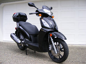 Very well maintained GTI 200 Kymco People For Sale