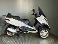Piaggio MP3 300 cc LT Business 2018 with only 2564 miles