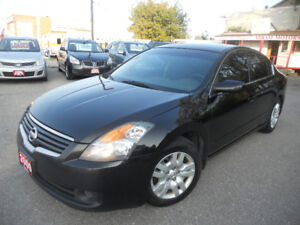 2009 Nissan Altima Sedan 2.5 eng. Loaded 2495