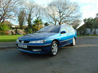 Superb 2003 Diesel Peugeot 406 2.0HDi 110 SE Full Service History Must See