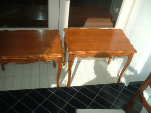 MID-CENTRUY END TABLES London Ontario image 1