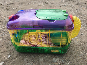 Hamster cage $20.00