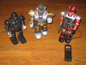 Vintage Robot Lot of 3