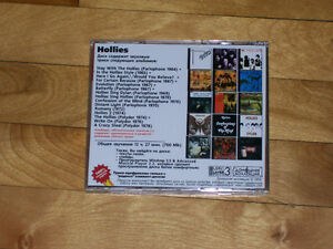 The Hollies Collection - 15 ALBUMS - Rare Russian Import CD! West Island Greater Montréal image 3