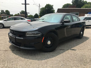 2016 DODGE CHARGER HEMI PURSUIT ALL WHEEL DRIVE ***CERTIFIED***