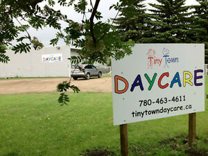 Tiny Town Daycare - Now Accepting Registrations 0 to 6 Years Edmonton Edmonton Area image 2