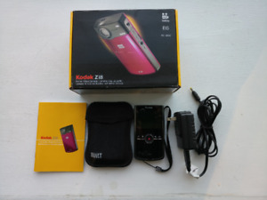 Kodak Zi8 handheld HD video camera